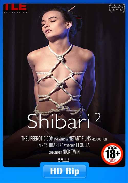 [18+] TheLifeErotic Elouisa Shibari 2 2018 HDRip xXx 50MB x264 Poster