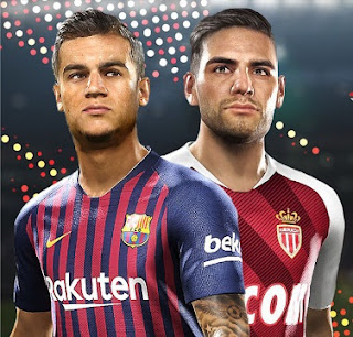 PES 2017 Real PES 17-19 Patch Season 2018/2019 by Jostike Games