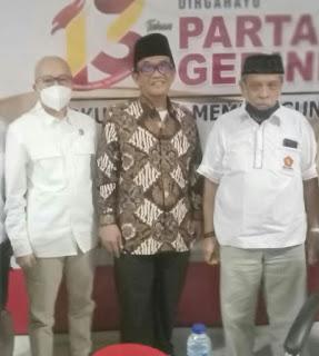 Partai Gerindra Pinrang kosilidasi Bersama Legislator Pusat jadi Trigger