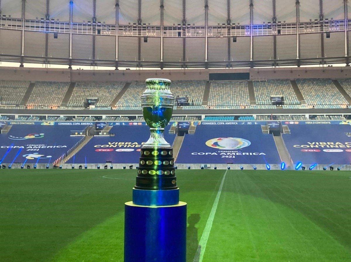 Confirman que la final de la Copa América entre Brasil y Argentina tendrá 4.000 personas en las tribunas