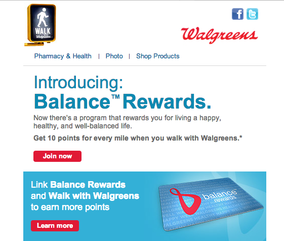 FREE IS MY LIFE: HEALTH: Get Rewarded for Healthy Living with