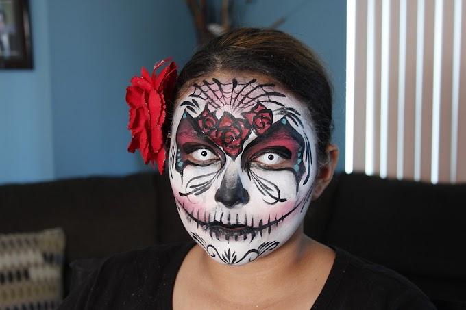 Maquillajes Halloween para ellas