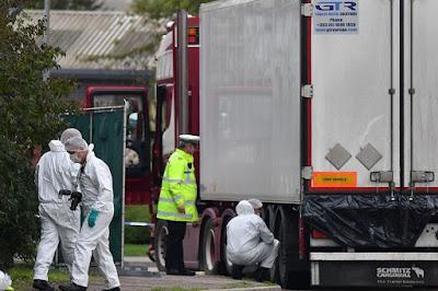 Kasus Mayat di Kontainer, Polisi duga Pria Irlandia