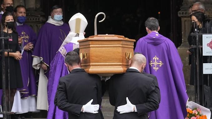 Eltemették Jean-Paul Belmondót