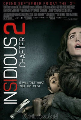 Sinopsis film Insidious: Chapter 2 (2013)