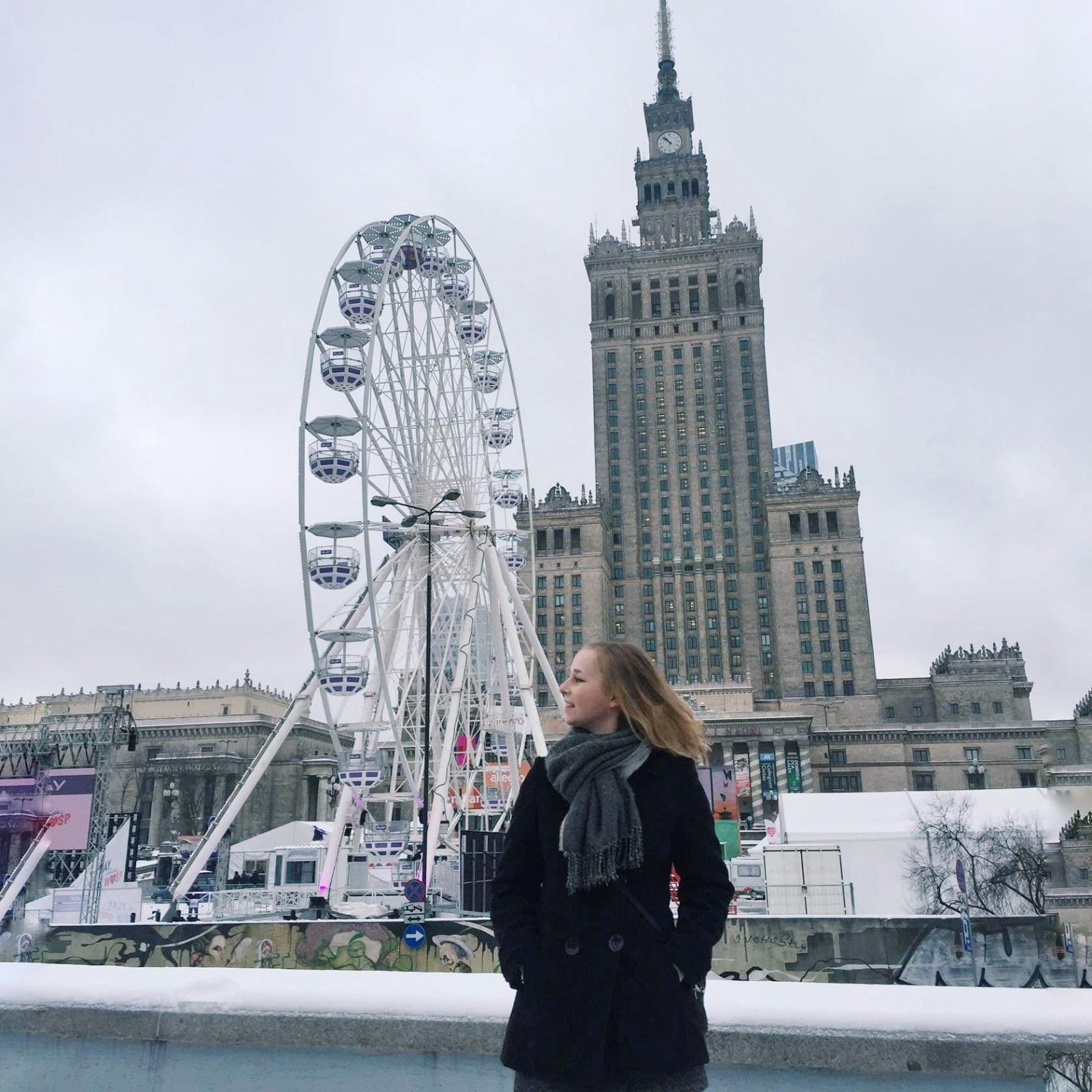 Jak spędzić weekend w Warszawie?