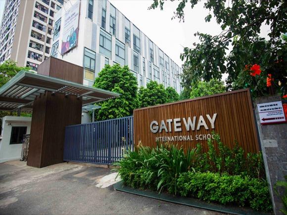 """Cấp mác """"Quốc tế"""" cho trường Gateway, quận Cầu Giấy đã lừa dư luận? 1"""