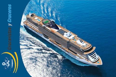NOTICIAS DE CRUCEROS - MSC Cruceros iniciará la nueva comunicación este mes a través de la puesta en marcha de una campaña multimedia internacional