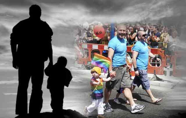 Να καταργηθεί ως ρατσιστική η γιορτή του Πατέρα!...