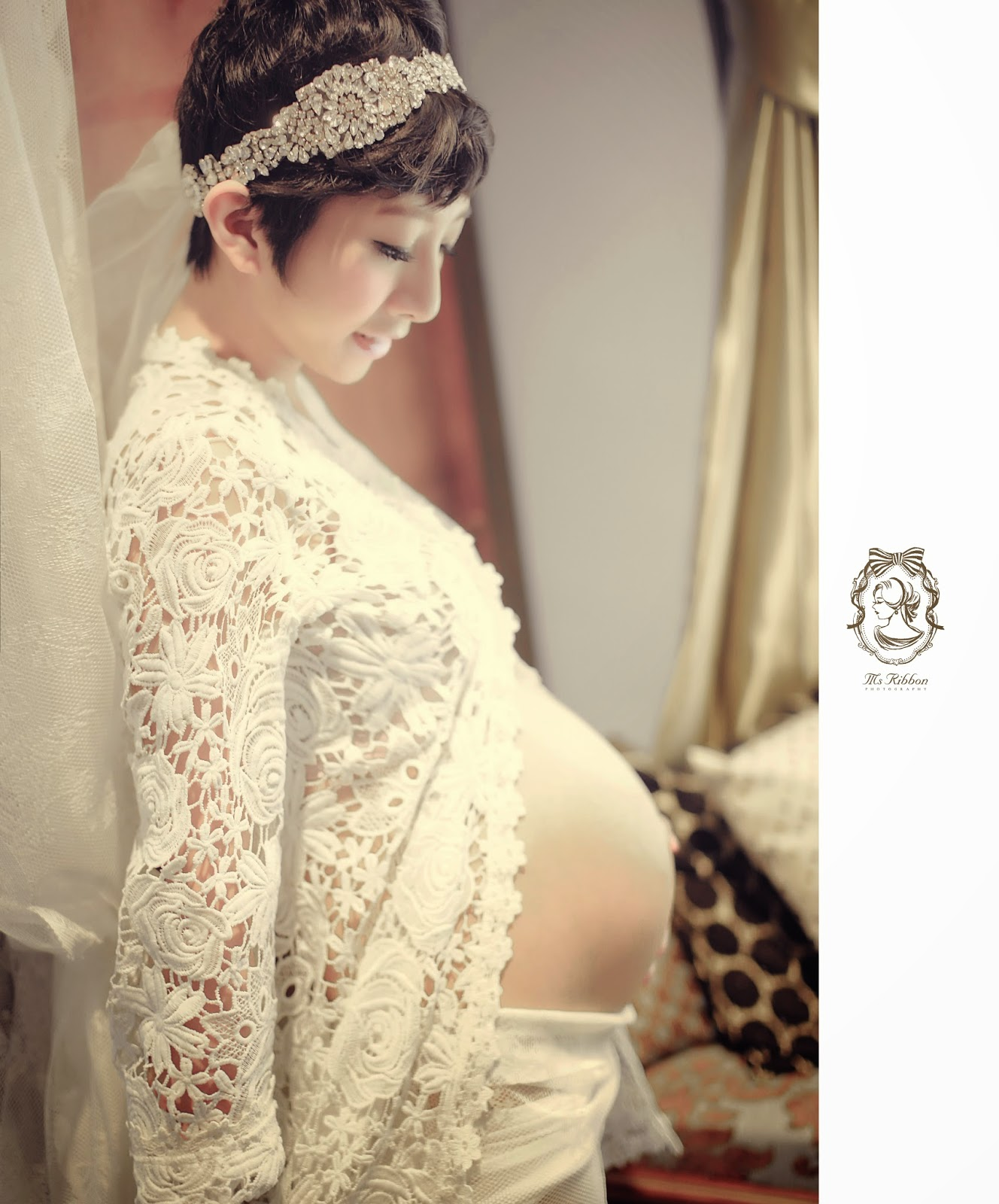 Ms.Ribbon芮本小姐孕婦攝影 | Ms.Ribbon 芮本小姐婚紗