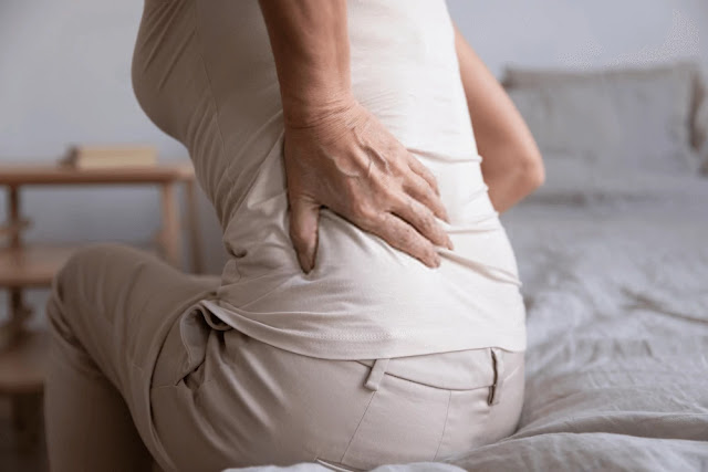 Lower back pain - back pain - 6 Possible Conditions That Can Cause Back Pain In Women After 40-Joint Dysfunction