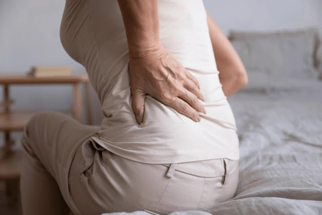 Lower back pain - 6 Possible Conditions That Can Cause Back Pain In Women After 40-Joint Dysfunction