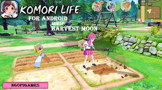 Download Komori Life Mobile Apk