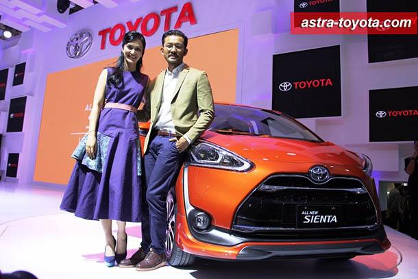 Harga Toyota All New Sienta Tipe E G V Q di Jakarta Tangerang Bekasi Serang Depok Bogor