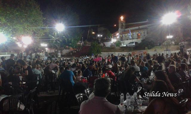 Στυλίδα 2019: Πανηγύρι τον Δεκαπενταύγουστο στη Νεράίδα (Φώτο)