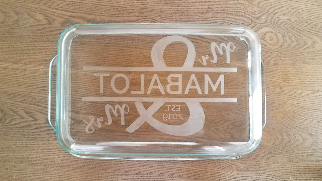 etch glass, mirror, oracal 813, silhouette studio, stencil material