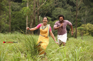 Aarya Catherine Tresa Starring Kadamban Tamil Movie Stills  0017.jpg