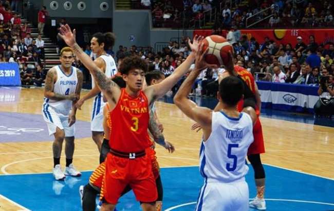 SEA Games: Gilas Pilipinas makes it two-in-a-row versus Vietnam