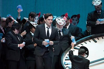 Michael Fabiano - Verdi's La Traviata - Metropolitan Opera (photo Marty Sohl | Metropolitan Opera)