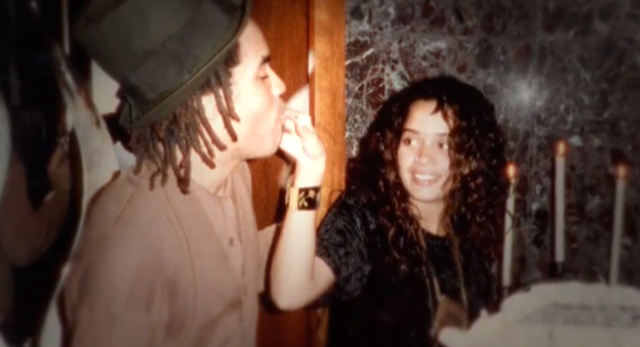 Beautiful Photos Of Lisa Bonet And Her Husband Lenny Kravitz