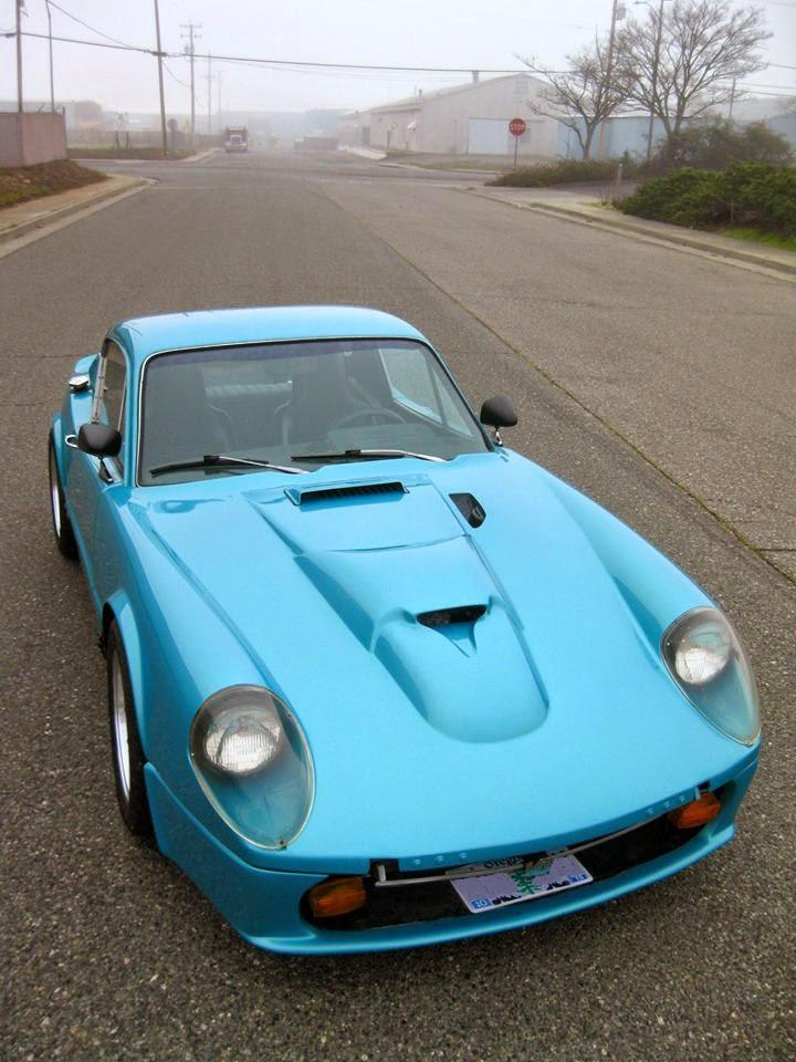 """Fast Freddy"" – Racing Saab Sonett II V4 – SAAB Planet"