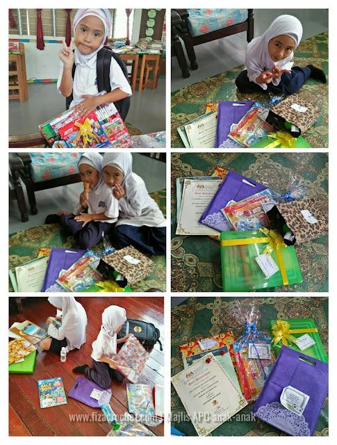 Majlis Apc anak-anak