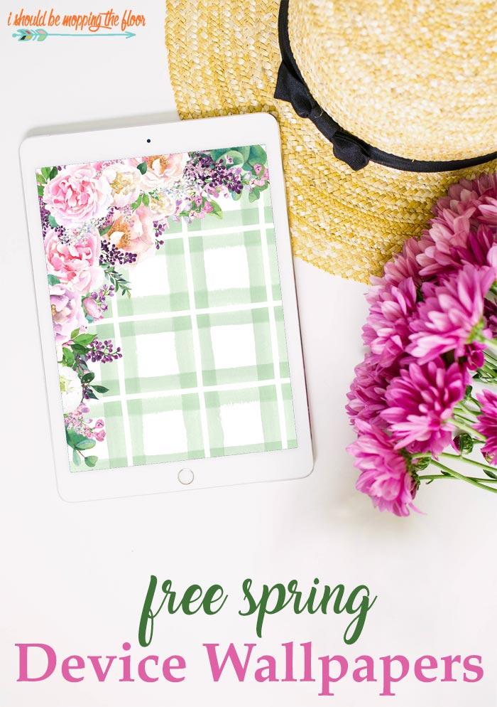 Free Spring Desktop Wallpaper