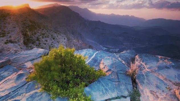 السياحة الجيولوجية في سلطنة عمان