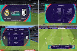 Unofficial Scoreboard PES 2021 For - PES 2017