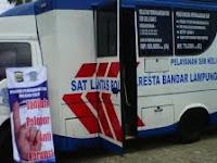 Jadwal SIM Keliling Kota Bandar Lampung