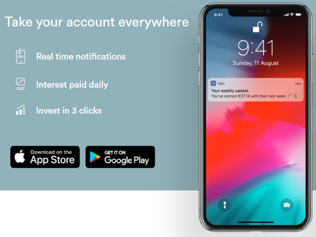 Iban wallet app