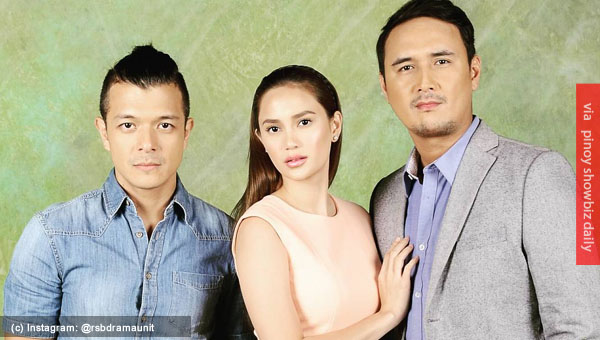 ABS-CBN New Series: Never Ever Say Goodbye starring Jericho Rosales and Arci Munoz