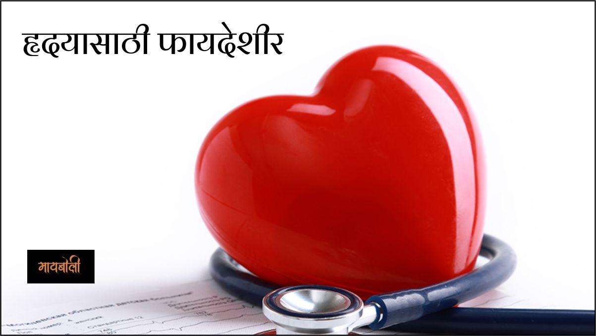 हृदयासाठी फायदेशीर - Avocado In Marathi