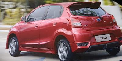 Gambar Spesifikasi Fitur Datsun GO