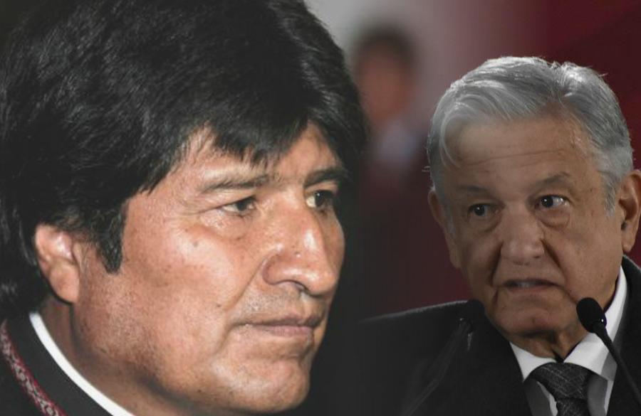 México ofrece asilo a Evo Morales tras su renuncia a la presidencia de Bolivia