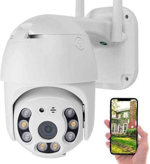 Review SUNCOO Zoom 4X WiFi FHD Security Camera