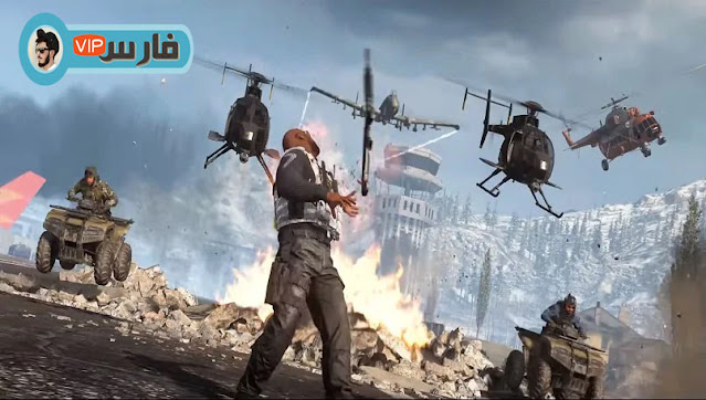 Call of Duty Warzone Mobile | قريباً اطلاق Call of Duty Warzone Mobile  على Android و iOS