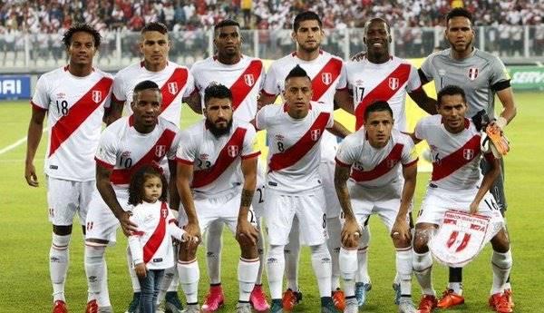 Timnas Peru di Piala Dunia 2018