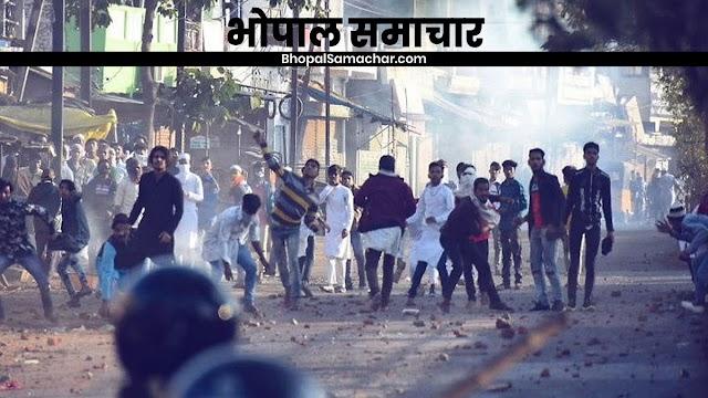 JABALPUR NEWS- मोदीवाड़ा में आधीरात को सैंकड़ों युवकों ने पथराव किया, सेना भर्ती निरस्त होने से नाराज थे