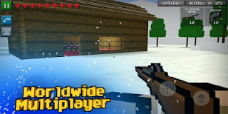 Pixel Strike 3D Apk v1.5.0 Mod (Unlimited Money)