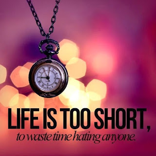 life is too short whatsapp dp