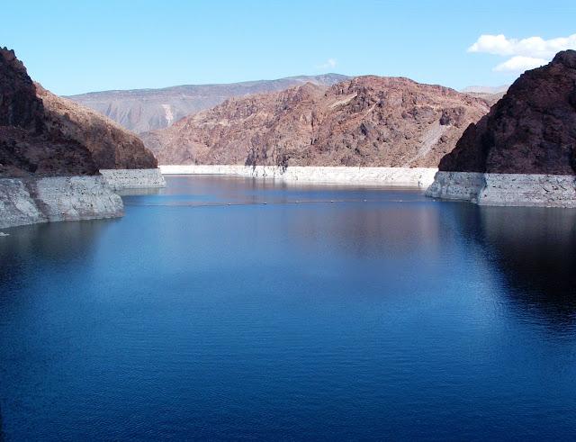 Represa Hoover Las Vegas Rio