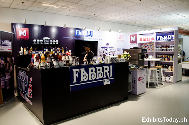Fabbri Exhibit Booth