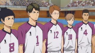 ハイキュー!! アニメ 3期7話 白鳥沢 | Karasuno vs Shiratorizawa | HAIKYU!! Season3