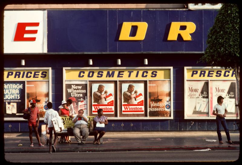 Hollywood in Kodachrome: Vintage Photos of Life in LA From 1979 to 1983