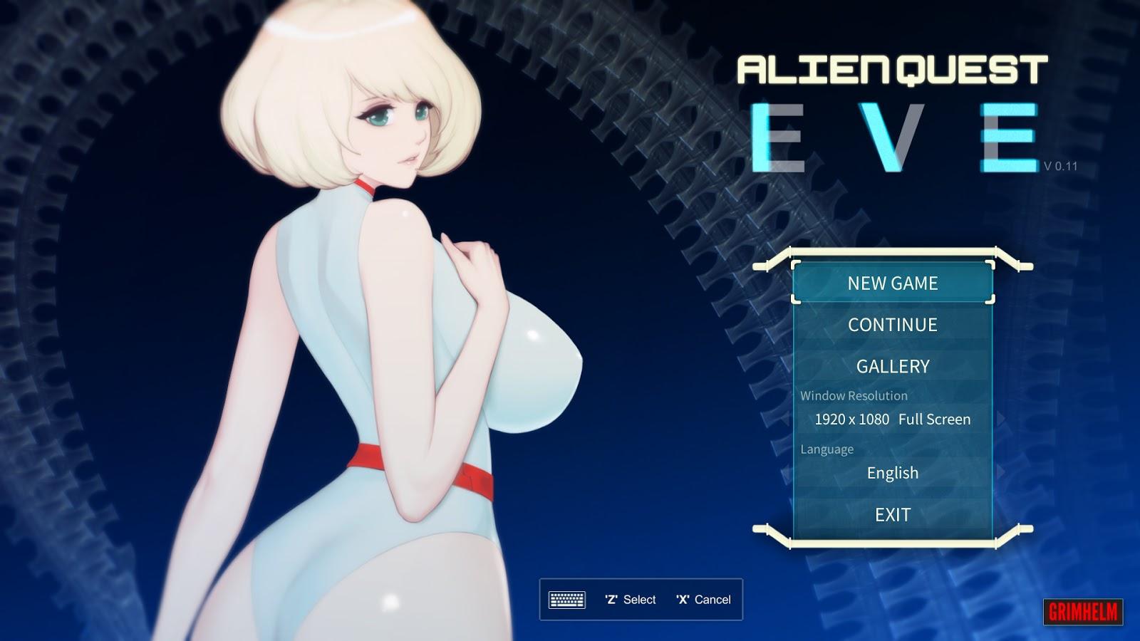 [H-GAME] Alien Quest: Eve V1.0 Uncensored English JP + Google Translate