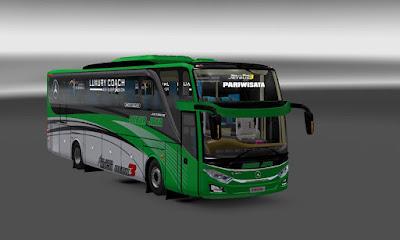Mod ets2 Jetbus 3 by FPS