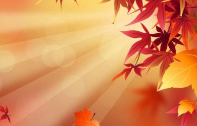 Φθινοπωρινή ισημερία 2019. Η πρώτη μέρα του Φθινοπώρου