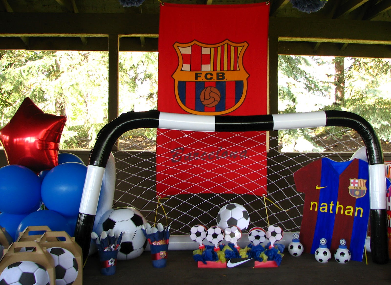 Utopia Party Decor Soccer Party Decor
