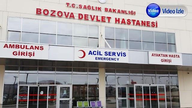 Bozova Devlet Hastanesi hizmete başladı